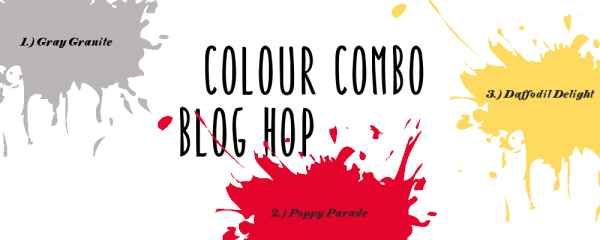 June 2019 Colour Combo Blog Hop | Tracy Marie Lewis | www.stuffnthingz.com