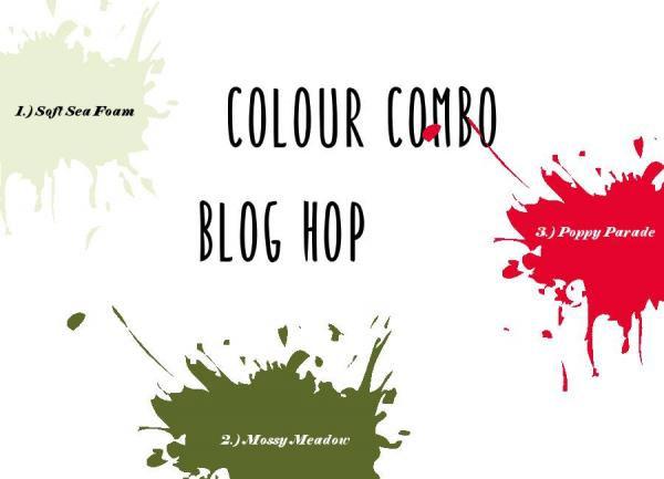 February Colour Combo Blog Hop | Tracy Marie Lewis | www.stuffnthingz.com