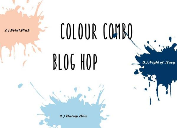 July 2018 Colour Combo Blog Hop Many Layered Birthday Card | Tracy Marie Lewis | www.stuffnthingz.com