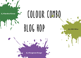 September 2018 Colour Combo Blog Hop | Tracy Marie Lewis | www.stuffnthingz.com
