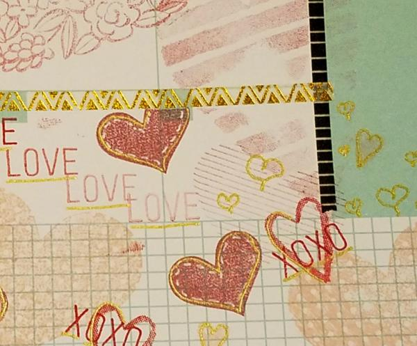 Decorate - February Love Today Planner | Tracy Marie Lewis | www.stuffnthingz.com