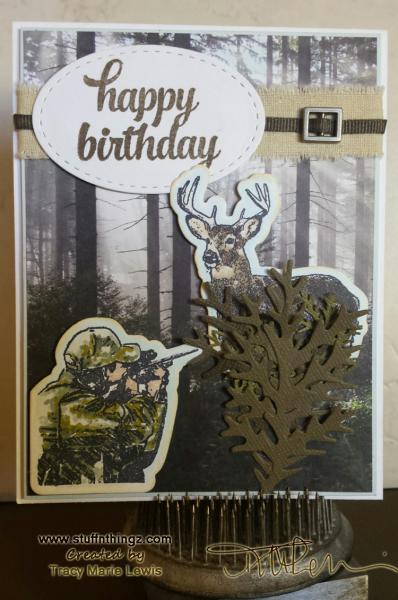 Happy Birthday Hunting Final - Tracy Marie Lewis - www.stuffnthingz.com