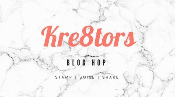 Kre8tors February 2019 Blog Hop - Valentine  | Tracy Marie Lewis | www.stuffnthingz.com