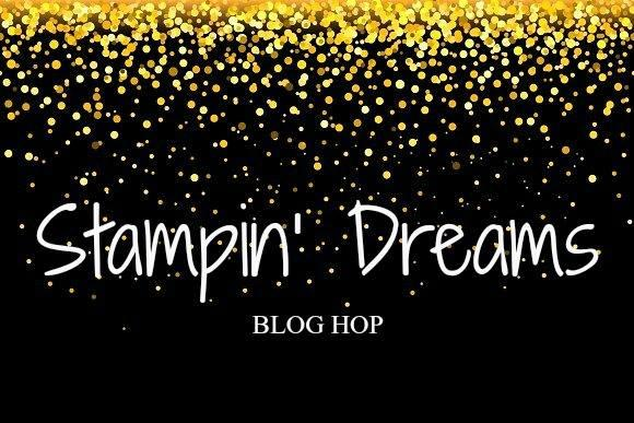 October 2018 Stampin' Dreams Blog Hop | Tracy Marie Lewis | www.stuffnthingz.com
