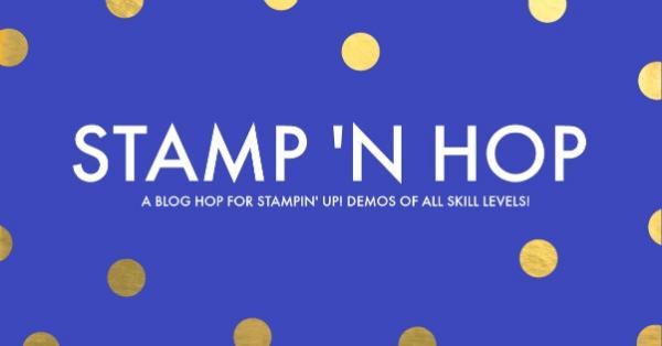 December 2018 Stamp 'N Hop - Occasions Sneak Peek   Tracy Marie Lewis   www.stuffnthingz.com