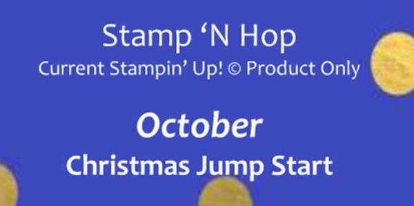 October 2018 Stamp 'N Hop | Tracy Marie Lewis | www.stuffnthingz.com