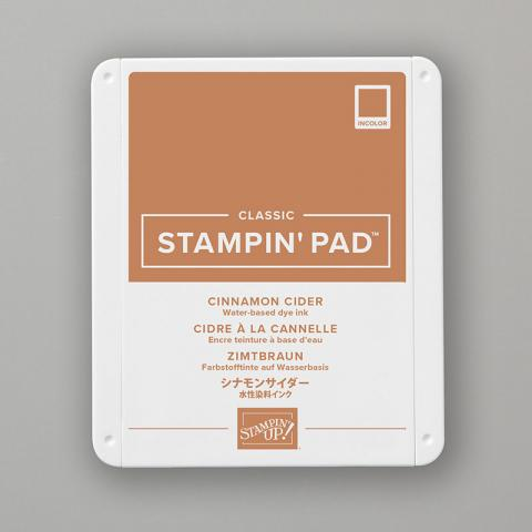 Cinnamon Cider Classic Stampin' Pad by Stampin' Up!