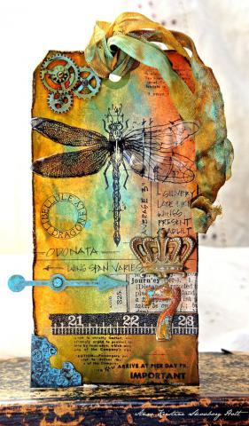 My Tag Inspiration Pin | Tracy Marie Lewis | www.stuffnthingz.com