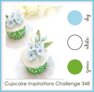Cupcake Inspirations Challenge #348 | Tracy Marie Lewis | www.stuffnthingz.com