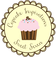 Cupcake Inspirations Sweet Seven Award | Tracy Marie Lewis | www.stuffnthingz.com