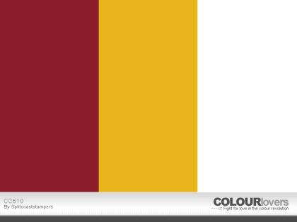 Splitcoast Stampers Color Challenge CC610 | www.stuffnthingz.com
