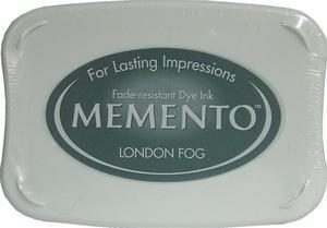 Memento London Fog Dye Ink | Tracy Marie Lewis | www.stuffnthingz.com