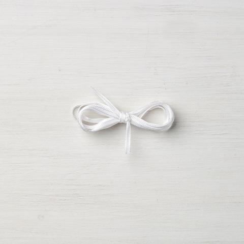 "Whisper White 1/8"" sheer Ribbon 