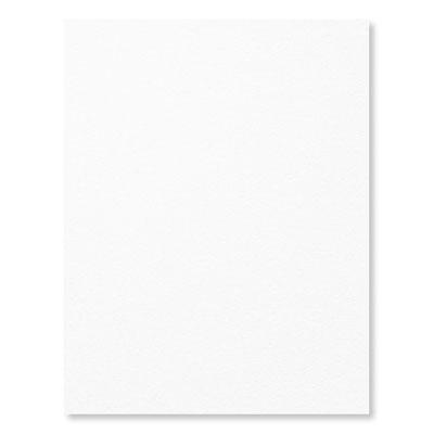 Whisper White Thick Cardstock 8 1/2 x 11