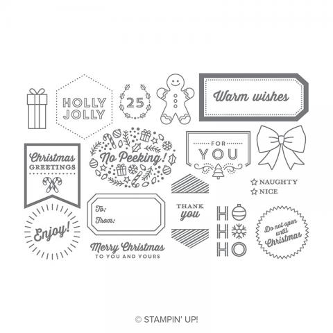 Tags & Tidings | Tracy Marie Lewis | www.stuffnthingz.com