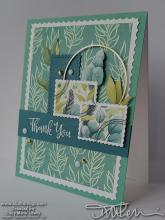 Quick Take - Postage Card | Tracy Marie Lewis | www.stuffnthingz.com