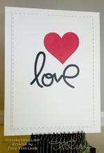 Love Clean and Simple | Tracy Marie Lewis | www.stuffnthingz.com