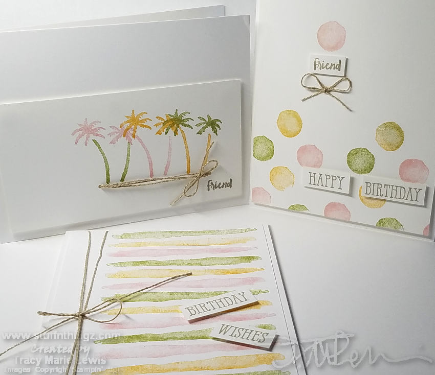 Waterfront Simple Stamping Projects | Tracy Marie Lewis | www.stuffnthingz.com