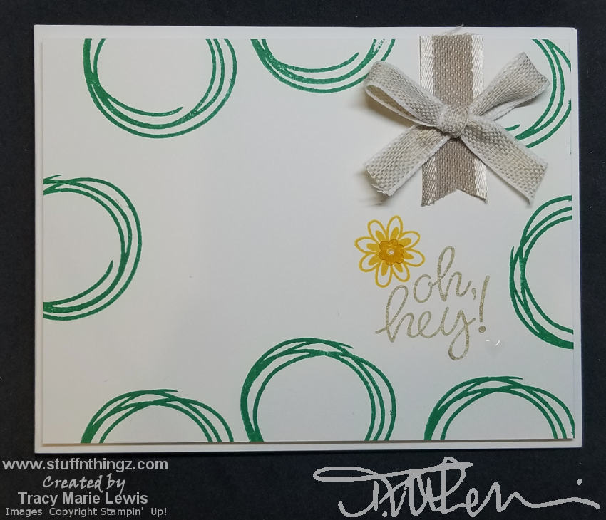 Oh Hey! Swirled Casual Stamper Card   Tracy Marie Lewis   www.stuffnthingz.com