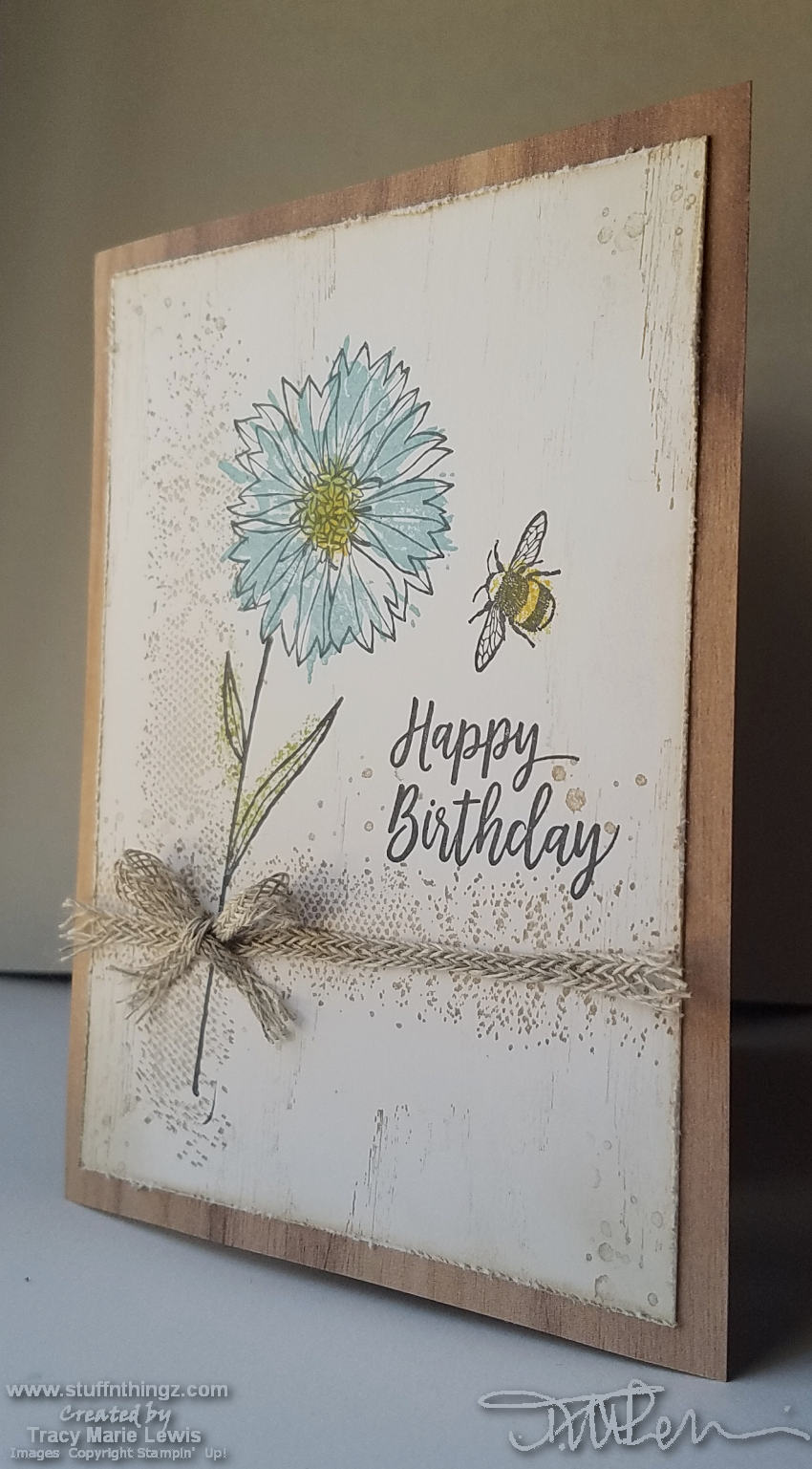 May 2019 Kreators Blog Hop - Casual Crafter | Tracy Marie Lewis | www.stuffnthingz.com