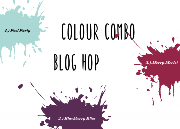 August Colour Combo Blog Hop | Tracy Marie Lewis | www.stuffnthingz.com