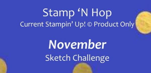 Stamp 'N Hop Blog Hop | Tracy Marie Lewis | www.stuffnthingz.com