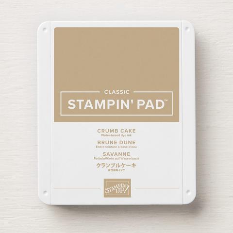 Crumb Cake Classic Stampin' Ink Pad