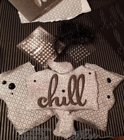 Chill Art Pre-Assembled   Tracy Marie Lewis   www.stuffnthingz.com