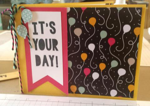 It's Your Day   Tracy Marie Lewis   www.stuffnthingz.com
