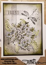 Using The Awesomely Artistic Stamp Set | Tracy Marie Lewis | www.stuffnthingz.com