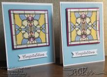 Subtle Embossing Folder Demonstrated | Tracy Marie Lewis | www.stuffnthingz.com