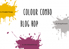 Colour Combo December 2018 Blog Hop | Tracy Marie Lewis | www.stuffnthingz.com