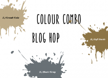 November 2018 Colour Combo Blog Hop | Tracy Marie Lewis | www.stuffnthingz.com