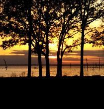 Sunset At Lake Tawakoni Thousand Trails   Tracy Marie Lewis   www.stuffnthingz.com
