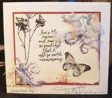 Holtz In The Moment Card | Tracy Marie Lewis | www.stuffnthingz.com