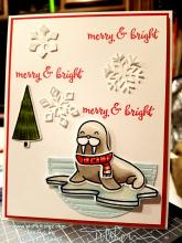 Lawn Fawn Merry & Bright Card | Tracy Marie Lewis | www.stuffnthingz.com