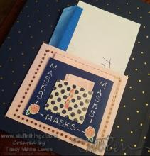 My Planner - Customization - I Needed More Pockets!   Tracy Marie Lewis   www.stuffnthingz.com