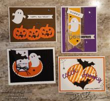 Alternatives - Paper Pumpkin September 2018 - Frights & Delights | Tracy Marie Lewis | www.stuffnthingz.com