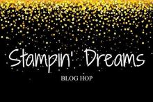 Stampin' Dreams Blog Hop | Tracy Marie Lewis | www.stuffnthingz.com