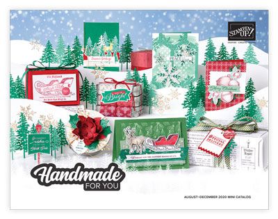 2020 Holiday Mini Catalog