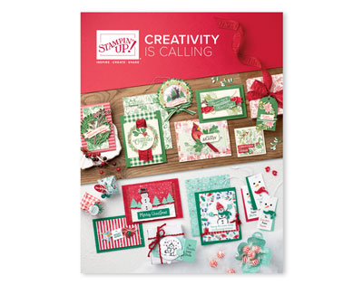 2019 Holiday Catalog Stampin' Up!