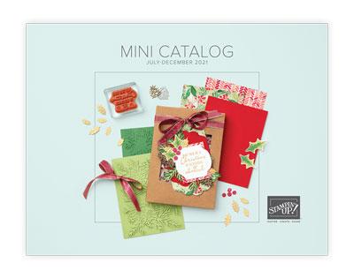 Stampin' Up! Holiday Mini Catalog 2021